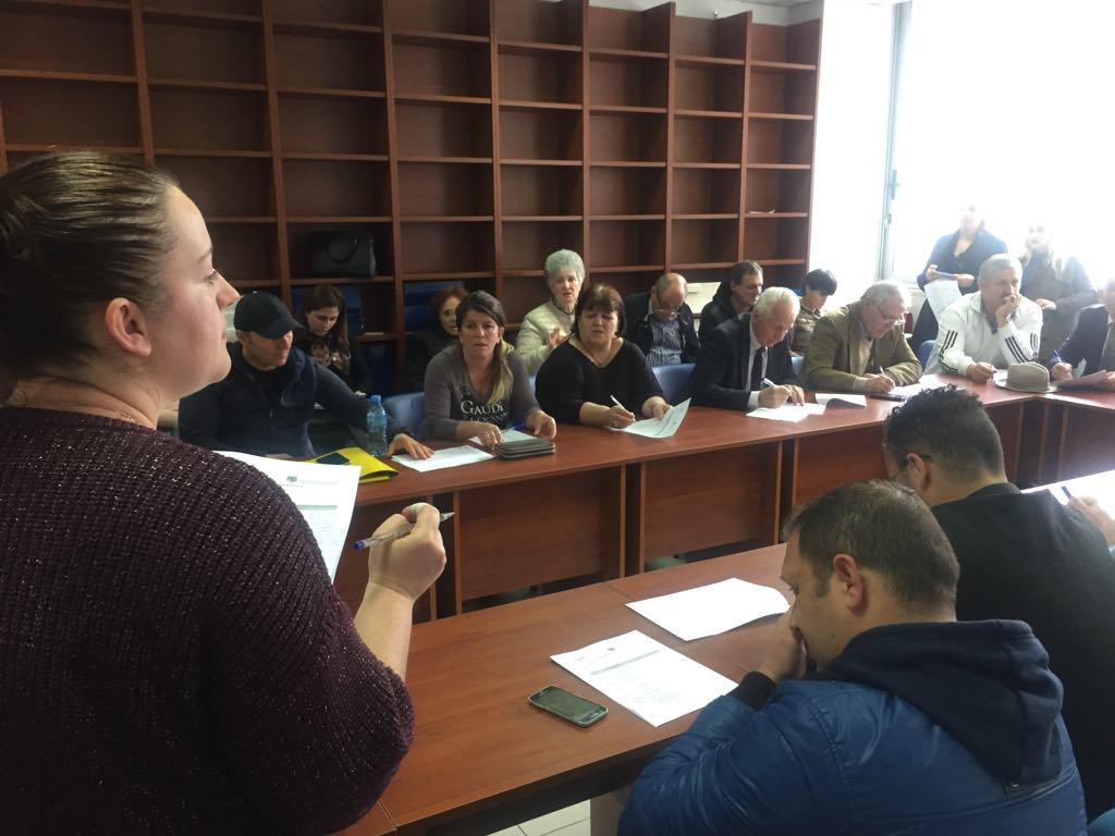 Takim në Njësinë Administrative nr.8, Tiranë