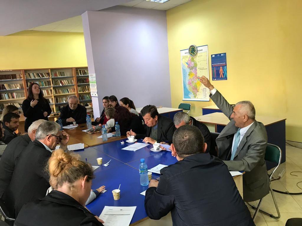Takim në Njësinë Administrative nr.2, Tiranë