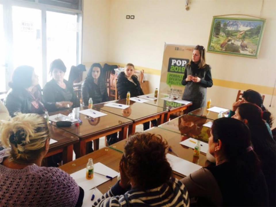 Fokus grup Njësia Administrative Paskuqan,  Kamëz