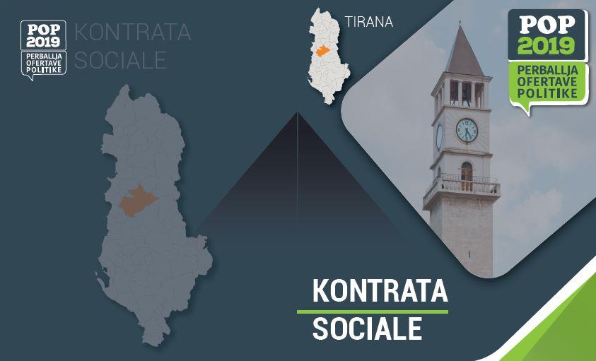 Tiranë – Kontrata Sociale