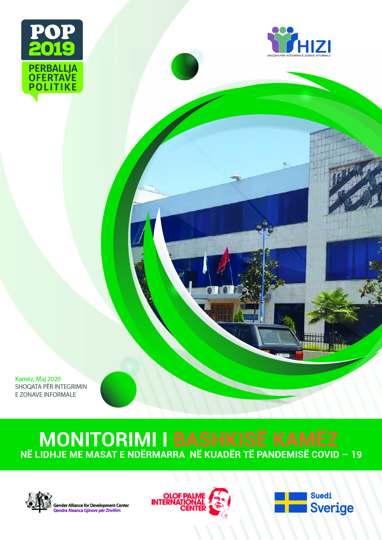 Raporti i Monitorimit Bashkia Kamëz