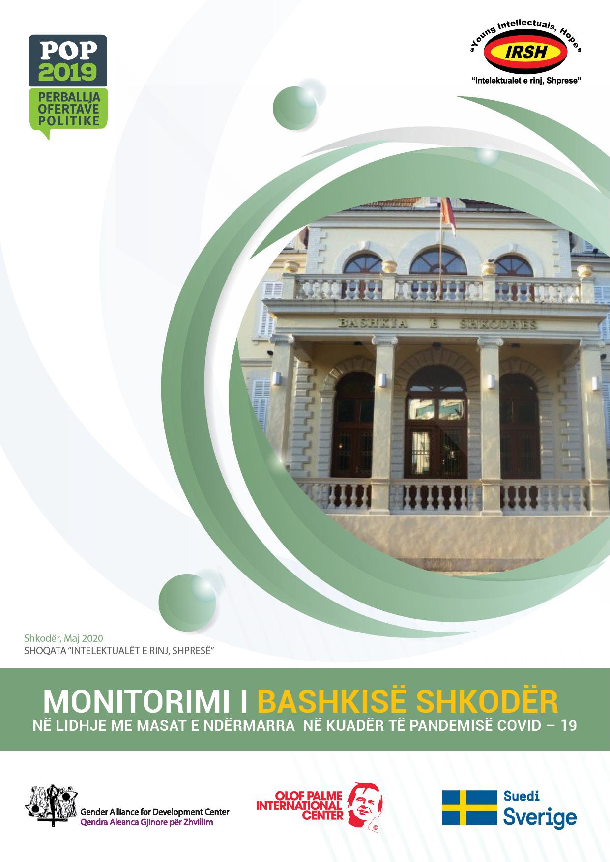 Raporti i Monitorimit Bashkia Shkodër