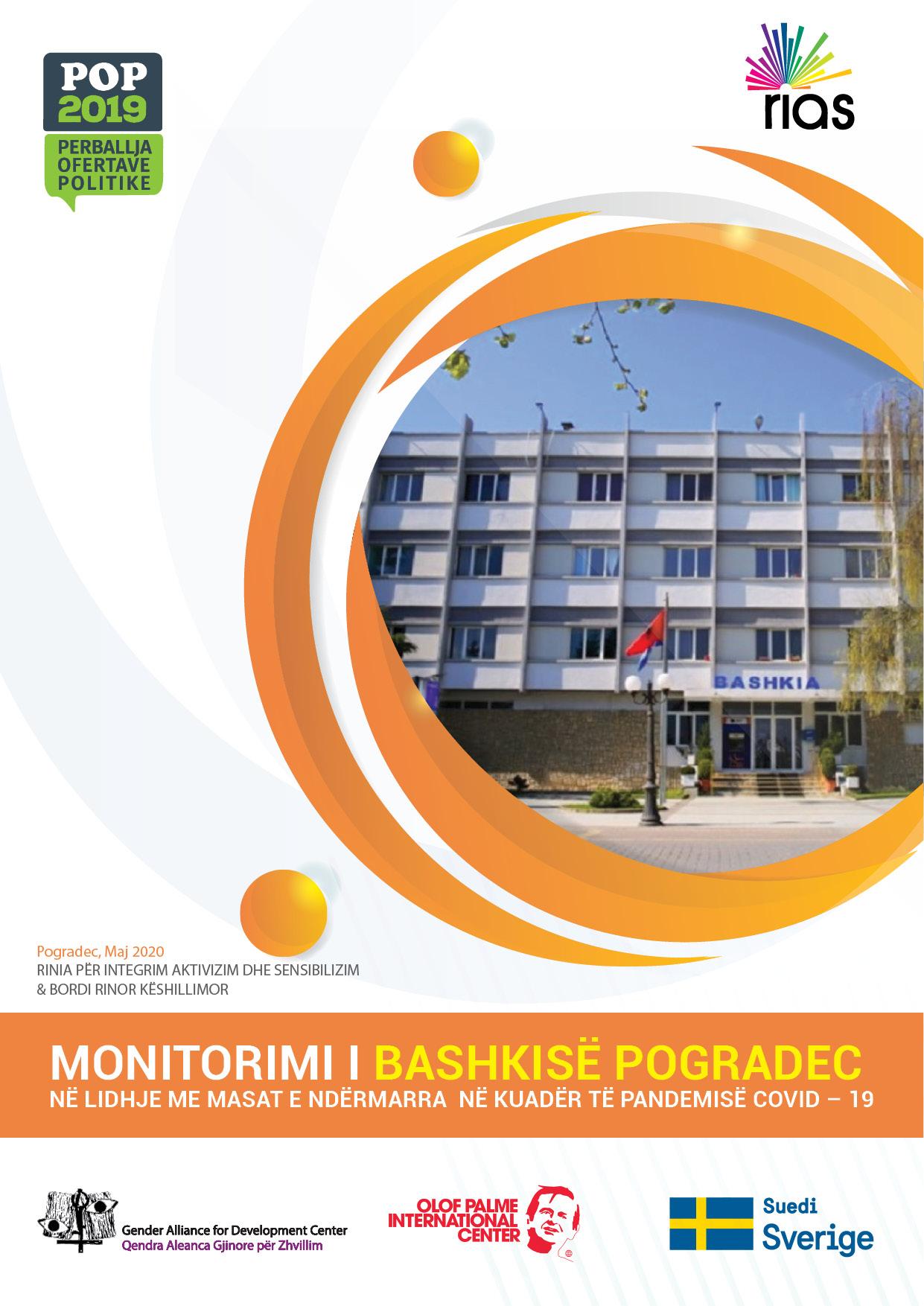 Raporti i Monitorimit Bashkia Pogradec
