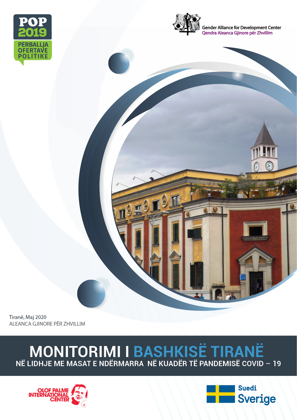 Monitorimi i bashkise Tirane