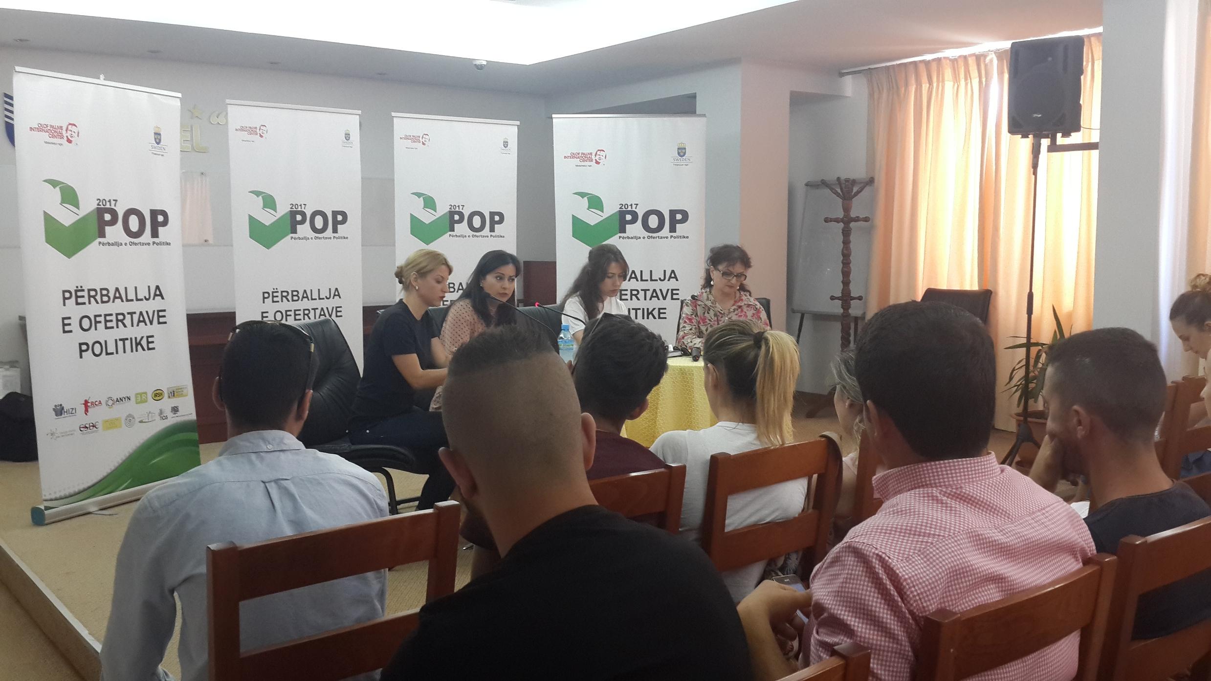 Forumi Publik Lezhë