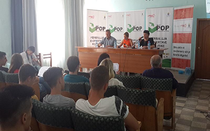 Forumi Politik Pukë