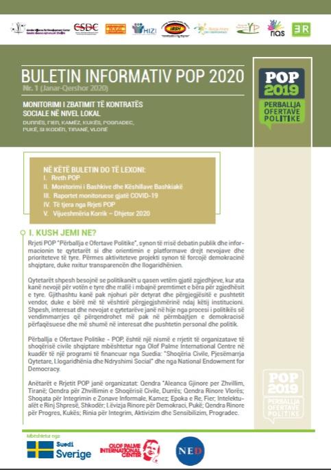 Buletin Informativ nr. 1
