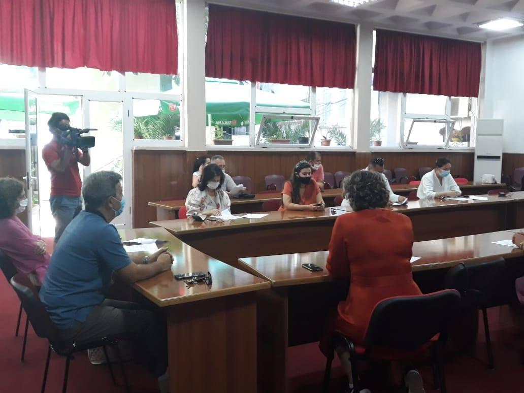 Takim me Këshillin Bashkiak Pogradec – Kontrata Sociale POP