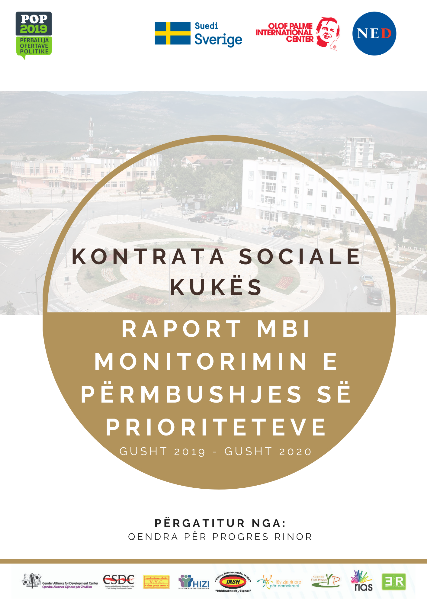 Raporti një vjeçar Kontrata Sociale – Bashkia Kukës