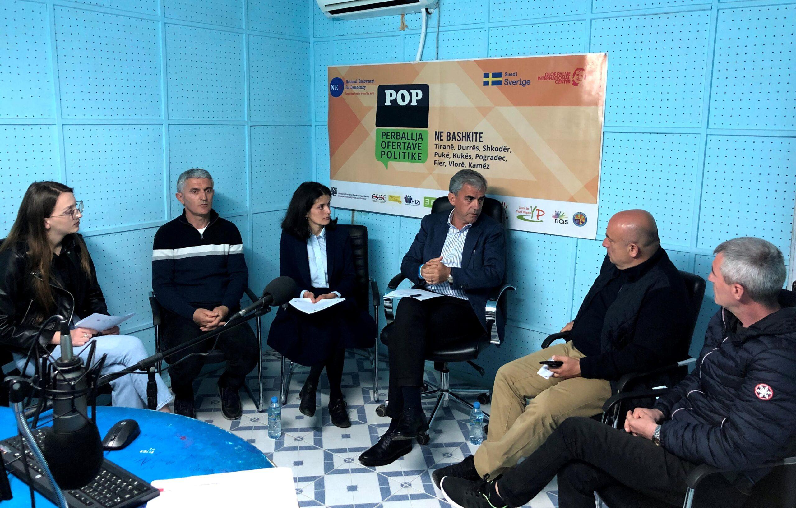 Takim ne Kukes – Ne kuader te Kontrates Sociale me kandidatin e PD per Zgjedhjet Parlamentare
