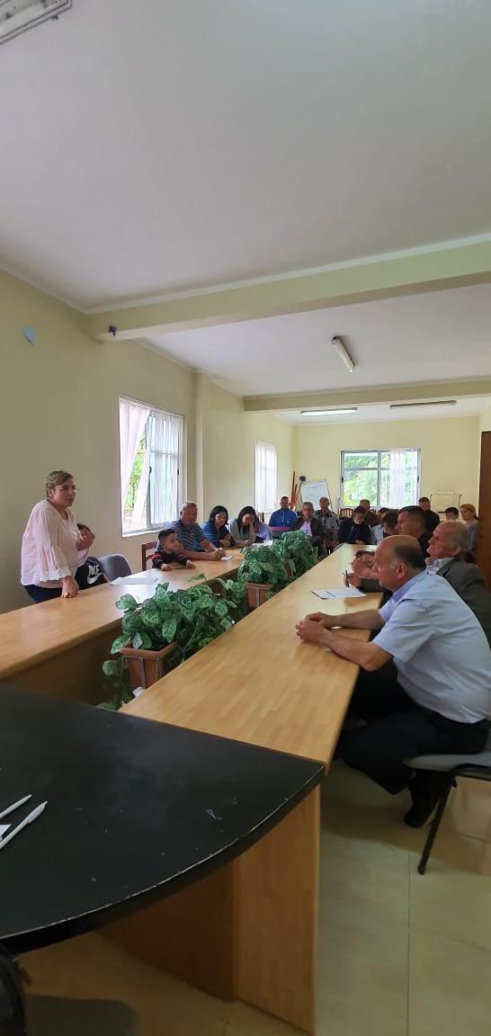 Takime me fokus-grupe në Paperr, Shirgjan dhe Shushicë, Elbasan