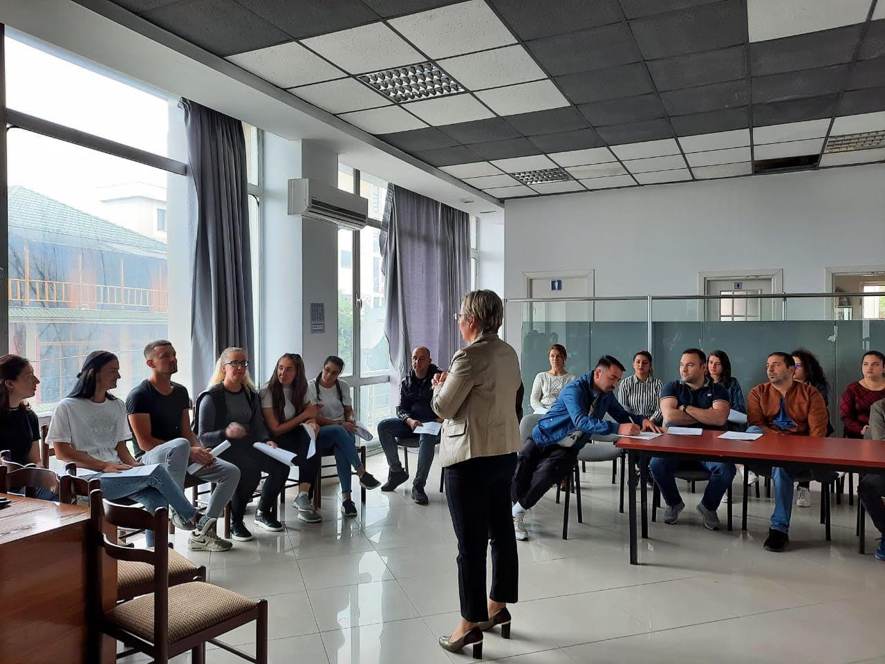 POP – Fokus-grupi i qytetarëve më pak të avantazhuar, Elbasan