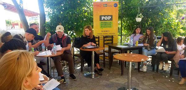 POP – Fokus Grupi Hajmel, Vau i Dejës